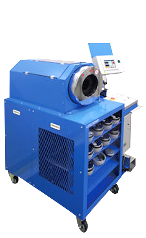 自動水圧洗浄機