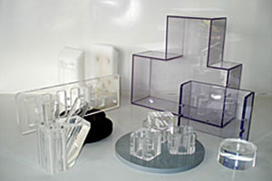 アクリル・PET等切削、溶接加工品
